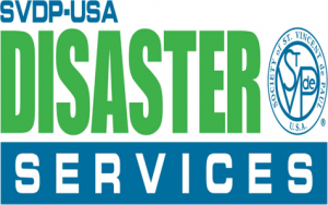 SVDP-USA Disaster Services